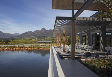 Somerset West Wine Farm Restaurants